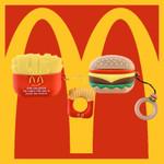 Fries & Hamburger Airpods Pro Case