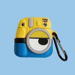 FUJI Minion Polaroid Camera Airpods Case