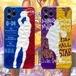 KOBE Diamond Pattern iPhone Case