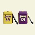 KOBE No. 24 Basketball Uniform Airpods Case