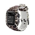Leopard Print One Set Strap For Apple Watch 42&44mm