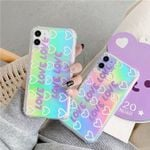 LOVE Laser iPhone Case