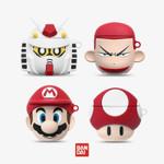 Mario & Gundam & SLamdunk Airpods Case