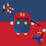 Mario's Suit Airpods Case