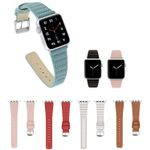 Multilayer line Leather Strap For Apple Watch Series 1,2,3,4
