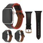 Muticolor Leather Strap For Apple Watch 1,2,3,4