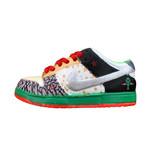 Nike SB Low 'What The Dunk' Mini Sneaker(Tiny Sneaker) Keychain