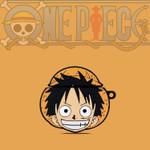 One Piece Chopper & Luffy Airpods Case
