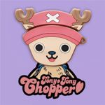 One Piece Chopper Airpods Case