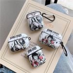 One Piece Ink Painting Airpods Case