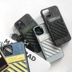 OW Denim iPhone Case