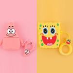 Patrick Star & Spongebob AirPods Case