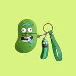 Pickled Cucumber Rick Airpods Case