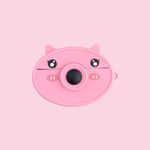 Pig Face Camera Airpods Pro Case
