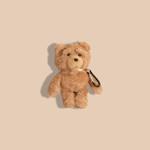 Plush Doll Teddy Bear Airpods Case