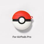 Pokemon Pokeball Shaped Airpods Pro Case