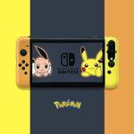 Pokemon Switch iPhone Case