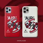 Red AJ iPhone Case