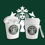 Starbucks Coffee Cup Airpods Case