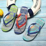 Summer Beach Flip Flops For Men