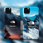 The North Face X Supreme iPhone 11 Pro Max Case