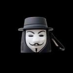 V for Vendetta Airpods Case