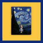 Van Gogh Starry Night iPad Case