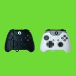 Xbox Gamepad Shaped Airpods Case