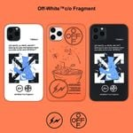 OW x Fragment iPhone Case