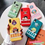 Colorful One Piece iPhone Case