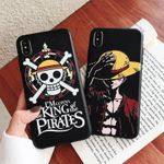 Black One Piece iPhone Case
