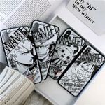One Piece Matte iPhone Case