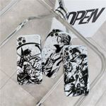 One Piece Ink Painting iPhone Case