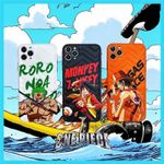 One Piece 3D Pattern iPhone Case