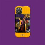 KOBE and his daughter iPhone Case