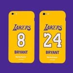 Lakers No.24 iPhone Case