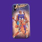 Handsome Kobe iPhone Case