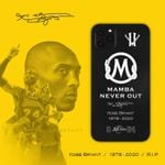 Black MAMBA iPhone Case