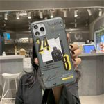 Kobe Suitcase Shaped iPhone Case