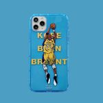 Fluorescent Color Kobe iPhone Case