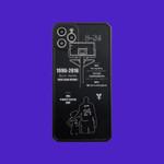 Black Basket iPhone Case