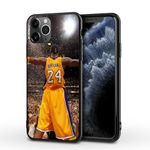 Kobe Memorial Picture iPhone Case Style IX