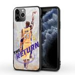 Kobe Memorial Picture iPhone Case Style XIX