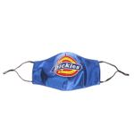 Blue Dickies Pattern Face Mask
