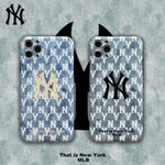 MLB New York iPhone Case