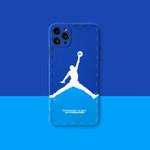Double Colors Jordan iPhone Case