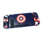 Captain America Switch Protect Case