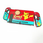 Blue And Red Pikachu Switch Protect Case