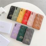 Fashion Colors Plaid iPhone 12 Case
