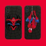 Handsome Spider Man iPhone Case